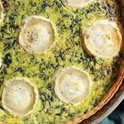 Gedeost er visuelt flot på madtærter