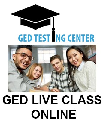 ged online live class