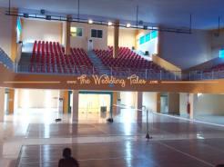 dalam gedung caption by team www.theweddingtales.com