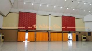sisi gedung full wallpaper - polda gedung pernikahan surabaya