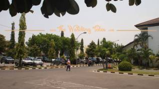parkir polda gedung pernikahan surabaya