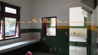 pantry - polda, gedung pernikahan surabaya