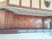panggung permanen graha sativa dolog gedung pernikahan surabaya