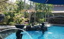 pool caption by team www.theweddingtales.com