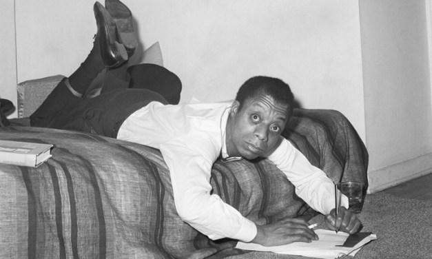 The Furious Passage of James Baldwin
