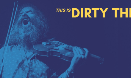 This is Dirty Three