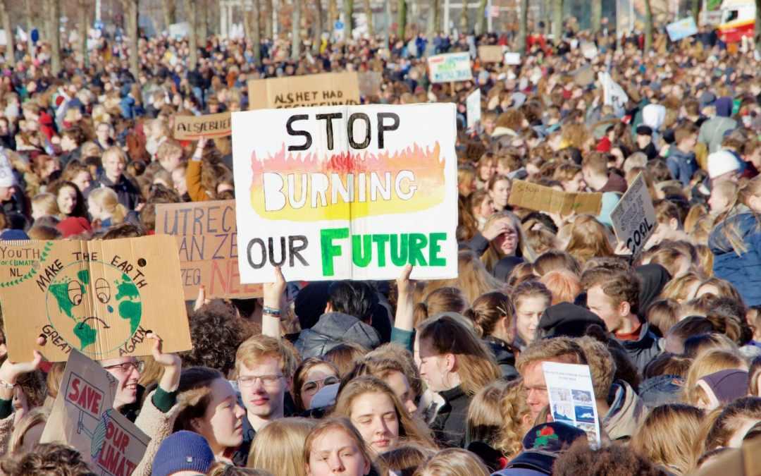 Adhesión al manifiesto en apoyo a las movilizaciones juveniles frente al cambio Climático