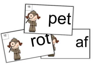 TijdvoorTaal - Woordpakket 6 - Woordkaarten