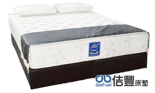 卡蜜爾床墊-專利活性炭清淨床墊