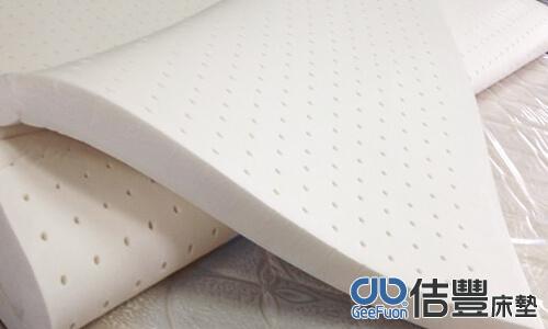 天然乳膠床墊