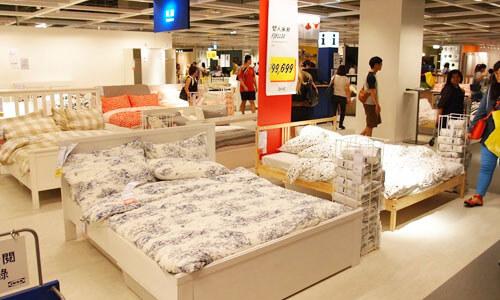 歐州IKEA床墊常見的5種尺寸