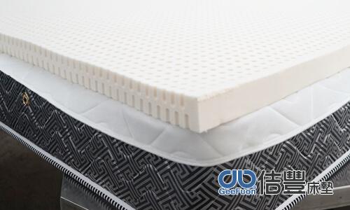 床墊增加天然乳膠層
