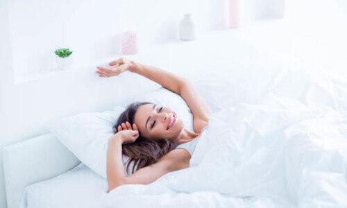 好的睡眠品質可以提升美容覺的效果