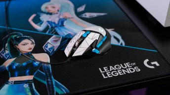 Souris gaming haute performance – G502 HERO K/DA