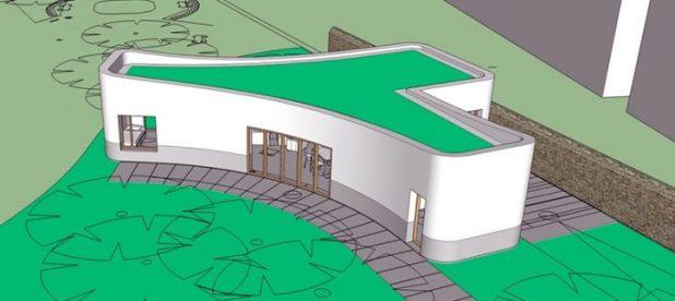 Yaşayan evler 3D basılmış! 2