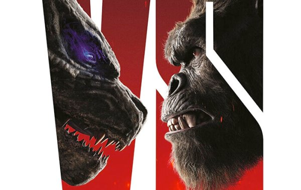 five new godzilla vs kong posters show that the titans are read to fight
