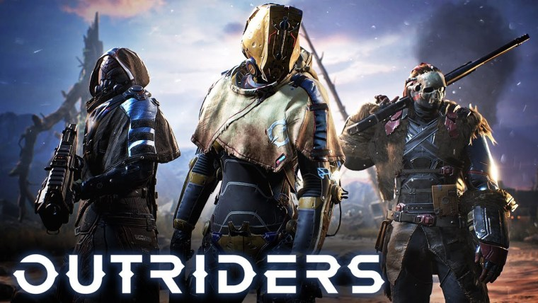 Outriders Review