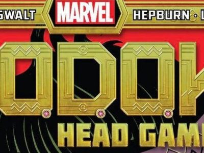 MODOK HEAD GAMES