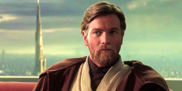 Obi Wan Kenobi Revenge of the Sith Jedi Temple