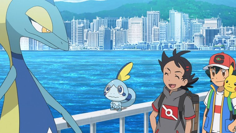 Pokemon Master Journeys The Series 9