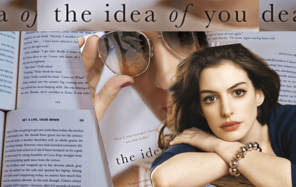 THE IDEA OF YOU Anne Hathaway
