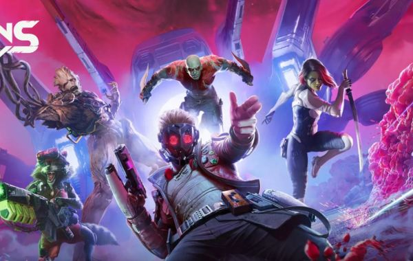 Marvel's Guardians Of The Galaxy Game
