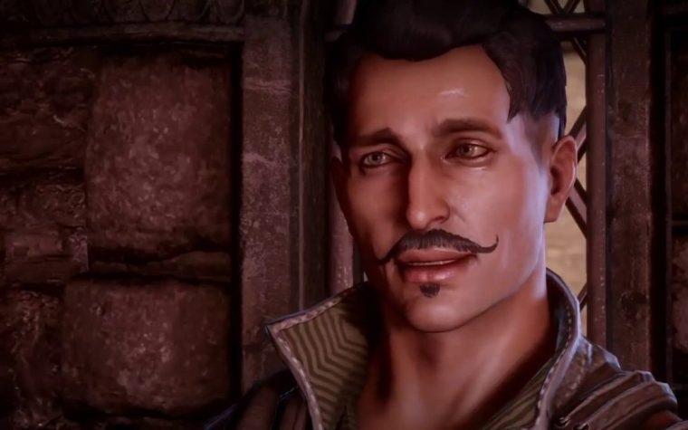 dragon age 2009 should followers be playersexual edited