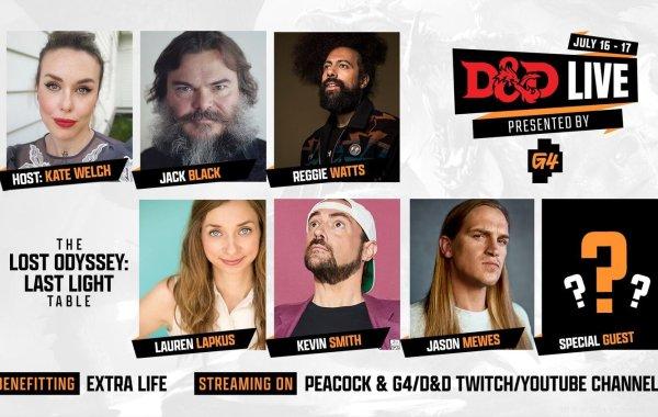 D&D Live 2021