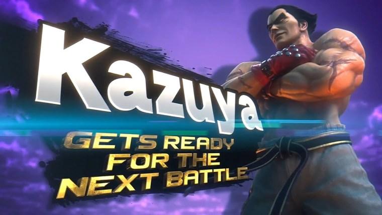 Super Smash Bros. Ultimate Kazuya Gameplay