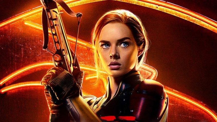 Character posters for Snake Eyes: G.I. Joe Origins
