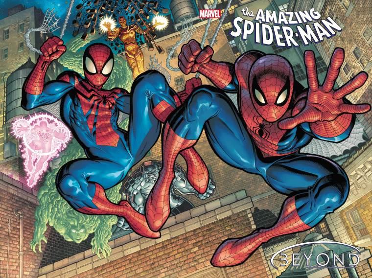 ARTHUR ADAMS AMAZING SPIDER-MAN #75 COVER