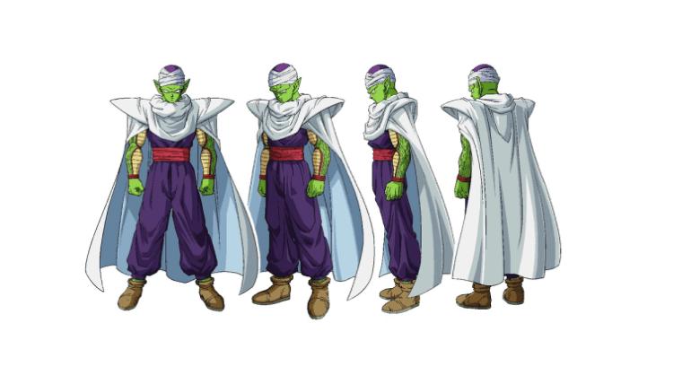 Dragon Ball Super Movie Super Hero Piccolo