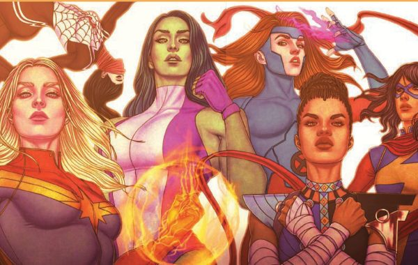 SUPER VISIBLE THE STORY OF THE WOMEN OF MARVEL