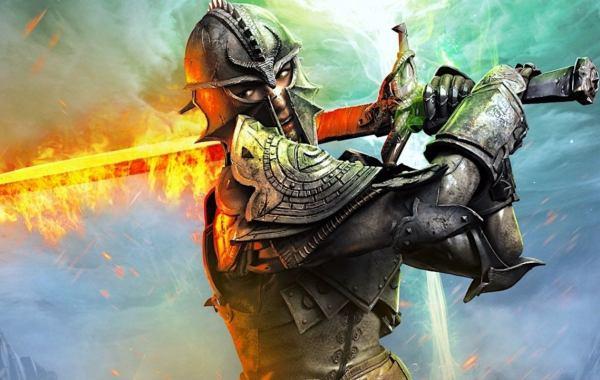Netflix Dragon Age TV Series