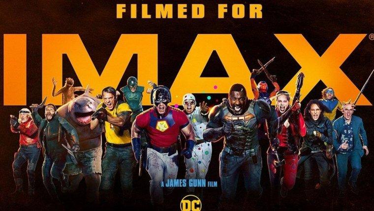 THE SUICIDE SQUAD IMAX Promo Spot