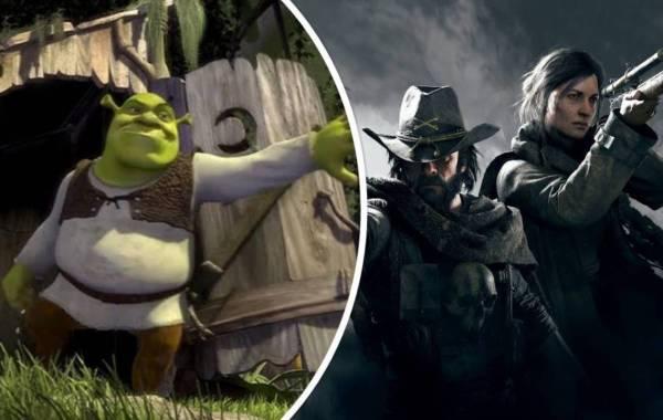 Shrek Hunt: SHowdown