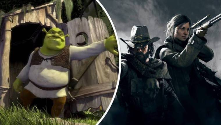 Hunt: Showdown Shrek