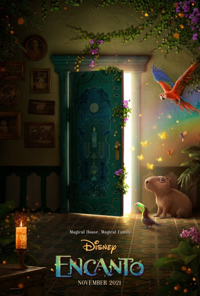 trailer for disneys new animated film encanto 1
