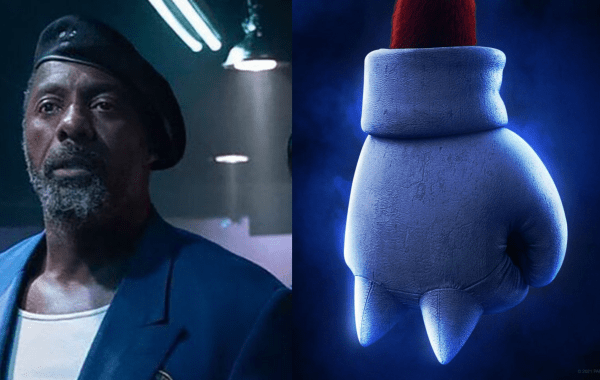 Idris Elba Cast as Knuckles in SONIC THE HEDGEHOG 2