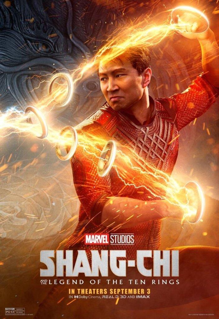 SHANG-CHI TV Spot