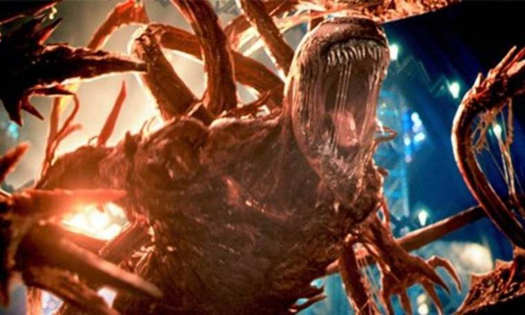 New VENOM LET THERE BE CARNAGE Trailer