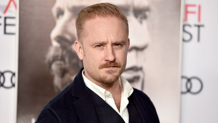 Ben Foster Joins Will Smith in the Film EMANCIPATION
