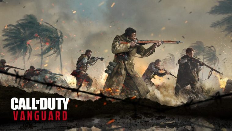Call Of Duty Vanguard Teaser Trailer