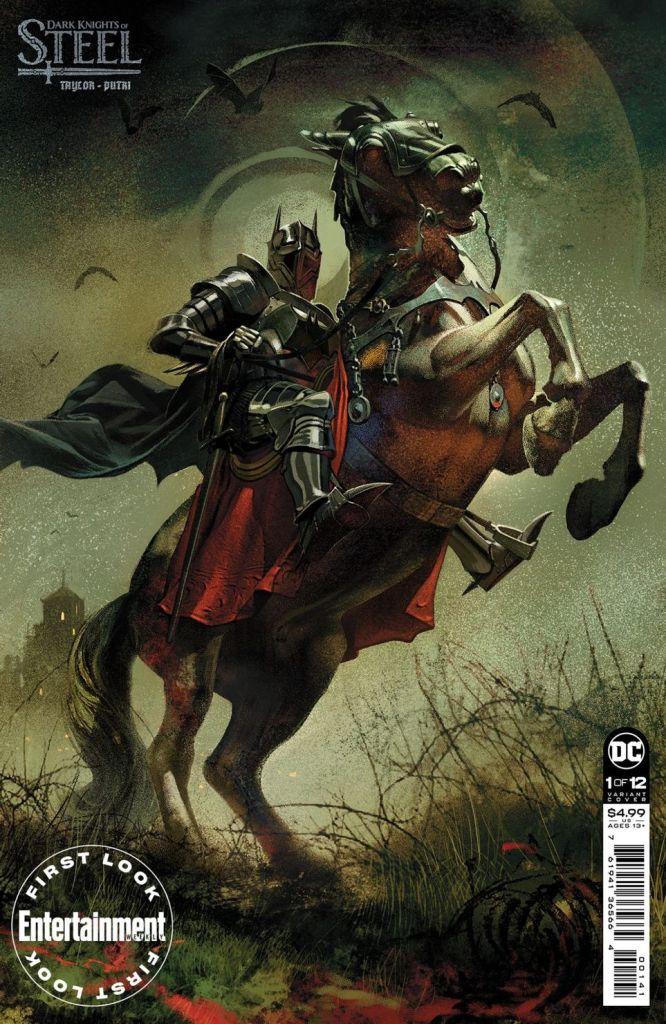 dark knights of steel joshua middleton variant
