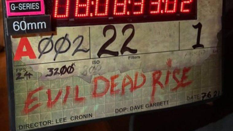EVIL DEAD RISE Set Photos