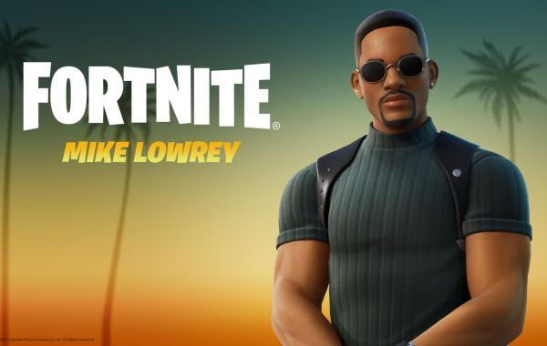 Fortnite Adds Will Smith Character Mike Lowrey From Bad Boys