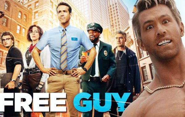 Free Guy Digital release coming in September