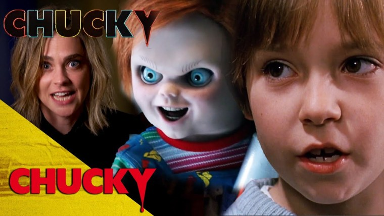 New CHUCKY Series Featurette