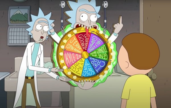 RICK AND MORTY One-Hour Season 5 Finale Promo