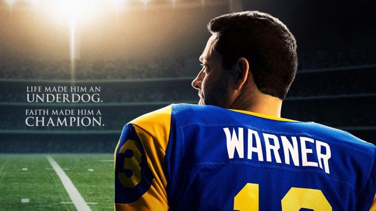 Kurt Warner Biopic AMERICAN UNDERDOG